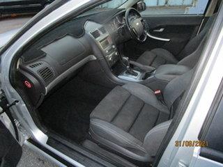2007 Ford Falcon BF MkII 07 Upgrade XR6 Silver 6 Speed Auto Seq Sportshift Sedan