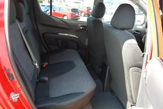 2014 Mitsubishi Triton MN MY15 GLX-R Double Cab Red 5 Speed Sports Automatic Utility