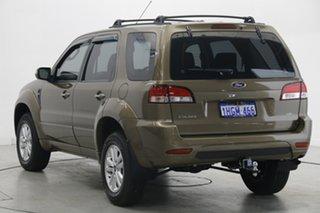 2012 Ford Escape ZD MY10 Copper 4 Speed Automatic SUV.