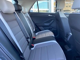2021 Volkswagen T-ROC A1 MY21 110TSI Style Indium Grey 8 Speed Sports Automatic Wagon