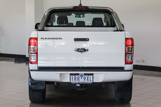 2020 Ford Ranger PX MkIII 2020.25MY XL Hi-Rider White 6 Speed Sports Automatic Double Cab Pick Up
