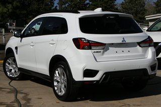 2021 Mitsubishi ASX XD MY21 LS 2WD White 1 Speed Constant Variable Wagon