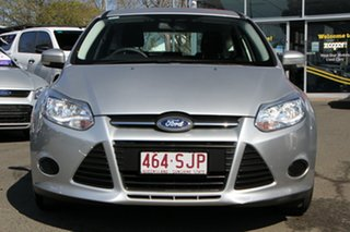 2012 Ford Focus LW MkII Ambiente PwrShift Silver 6 Speed Sports Automatic Dual Clutch Hatchback.