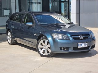 2009 Holden Commodore VE MY10 International Sportwagon Grey 6 Speed Sports Automatic Wagon.