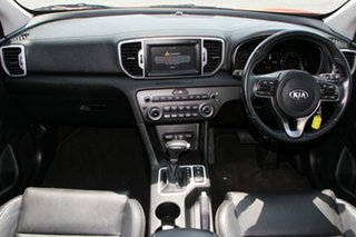 2016 Kia Sportage QL MY16 SLi(AWD) Red 6 Speed Automatic Wagon