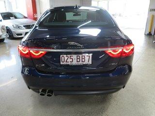 2017 Jaguar XF X260 MY17 R-Sport Blue 8 Speed Sports Automatic Sedan