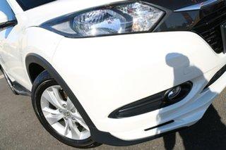 2017 Honda HR-V MY17 VTi White Orchid 1 Speed Constant Variable Hatchback.