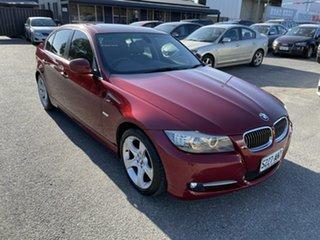 2011 BMW 3 Series E90 320i Steptronic Lifestyle Red 6 Speed Automatic Sedan.
