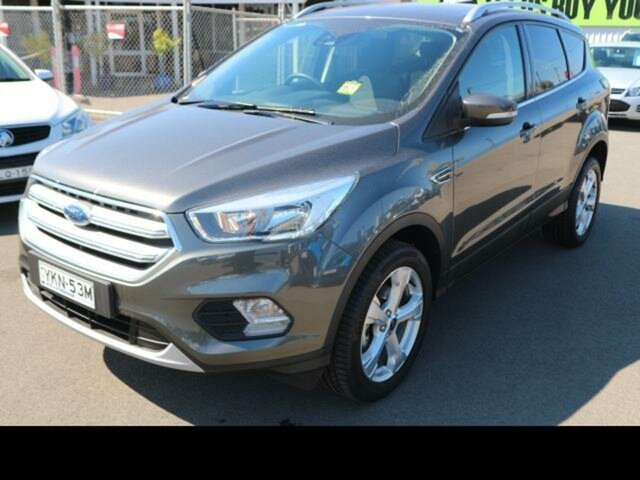 Used Ford Escape Kingswood, Ford ESCAPE 2019.75MY SUV TREND . 1.5 PET A 6SP FWD