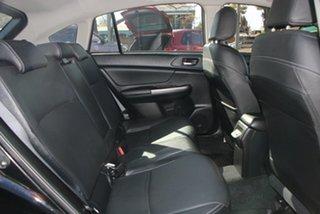 2015 Subaru Impreza G4 MY16 2.0i Lineartronic AWD Premium Black 6 Speed Constant Variable Hatchback