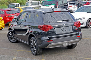 2021 Suzuki Vitara LY Series II Turbo 4WD Black 6 Speed Sports Automatic Wagon.