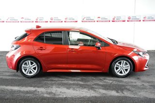 2018 Toyota Corolla Mzea12R Ascent Sport Volcanic Red Continuous Variable Hatchback
