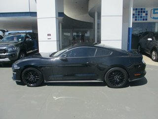 2018 Ford Mustang FN Fastback GT 5.0 V8 Black 6 Speed Manual Coupe.