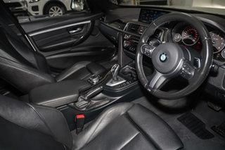 2017 BMW 3 Series F30 LCI 320d M Sport Alpine White 8 Speed Sports Automatic Sedan.
