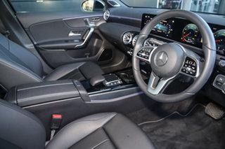 2021 Mercedes-Benz A-Class V177 801+051MY A250 DCT 4MATIC Cosmos Black 7 Speed.