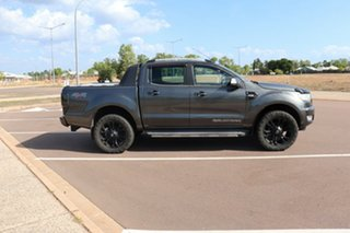 2017 Ford Ranger PX MkII 2018.00MY Wildtrak Double Cab Grey 6 Speed Automatic Dual Cab Pick-up.