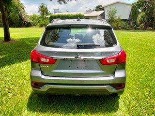 2018 Mitsubishi ASX XC MY19 ES (2WD) Gray Continuous Variable Wagon