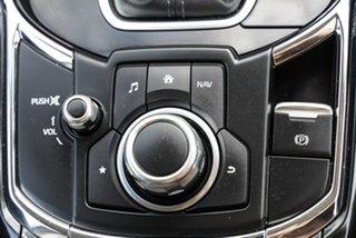 2017 Mazda CX-9 TC Touring SKYACTIV-Drive i-ACTIV AWD Blue 6 Speed Sports Automatic Wagon