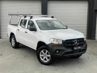 2018 Mercedes-Benz X-Class 470 X250d 4MATIC Pure 139 7 Speed Sports Automatic Utility.