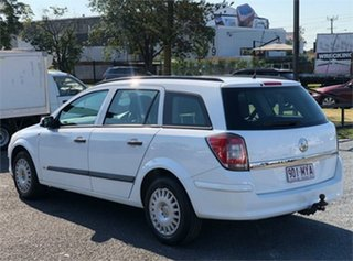 2007 Holden Astra AH CD White 4 Speed Automatic Wagon