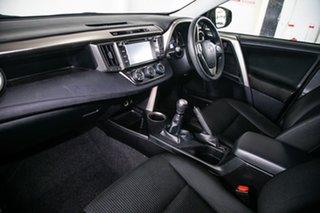 2015 Toyota RAV4 ZSA42R MY14 Upgrade GX (2WD) Graphite 6 Speed Manual Wagon