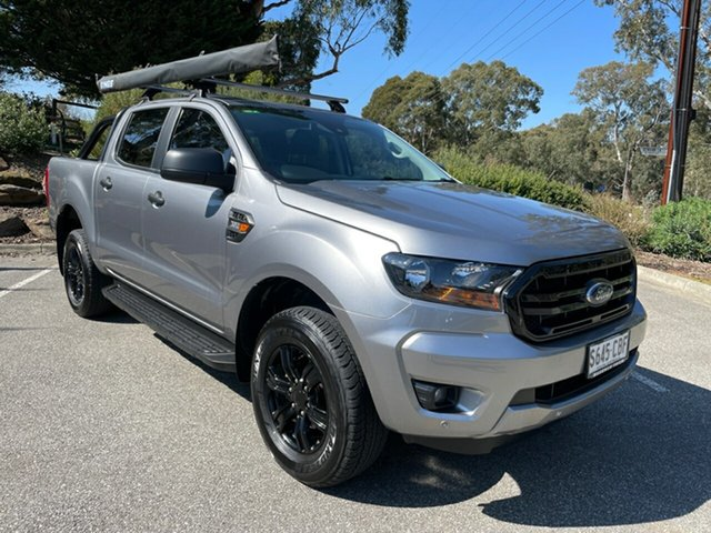 Used Ford Ranger PX MkIII 2019.75MY Sport Totness, 2019 Ford Ranger PX MkIII 2019.75MY Sport Aluminium 6 Speed Sports Automatic Double Cab Pick Up