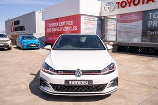 2018 Volkswagen Golf AU MY18 GTi White 6 Speed Direct Shift Hatchback