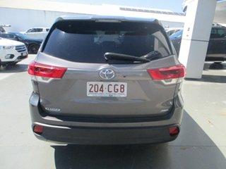 2017 Toyota Kluger GSU55R GXL (4x4) Grey 6 Speed Automatic Wagon.