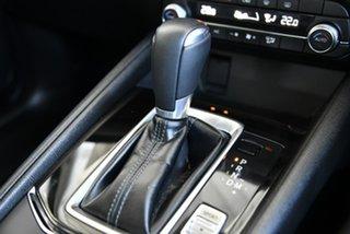 2019 Mazda CX-5 KF4WLA Touring SKYACTIV-Drive i-ACTIV AWD Blue 6 Speed Sports Automatic Wagon