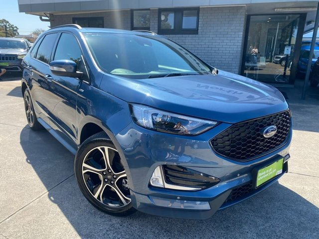 Used Ford Endura CA 2019MY ST-Line Hillcrest, 2019 Ford Endura CA 2019MY ST-Line Blue 8 Speed Sports Automatic Wagon