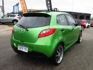 2009 Mazda 2 DE Neo 4 Speed Automatic Hatchback