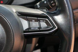 2017 Mazda 3 BN5478 Touring SKYACTIV-Drive Blue 6 Speed Sports Automatic Hatchback