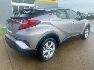 2019 Toyota C-HR NGX10R S-CVT 2WD Silver/170519 7 Speed Constant Variable Wagon.