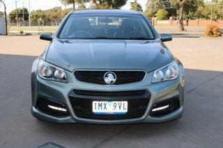 2013 Holden Commodore VF SV6 Grey 6 Speed Manual Sedan.