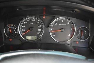 2013 Nissan Patrol GU Series 9 ST (4x4) White 5 Speed Manual Wagon