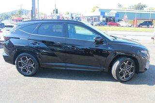 2021 Hyundai Tucson NX4.V1 MY22 Elite D-CT AWD N Line Phantom Black 7 Speed.