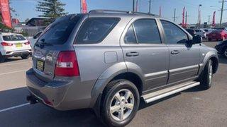 2008 Kia Sorento BL MY08 EX Grey 5 Speed Sports Automatic Wagon.