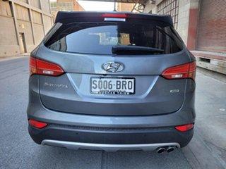 2014 Hyundai Santa Fe DM2 MY15 Highlander Grey 6 Speed Sports Automatic Wagon