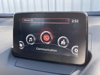 2021 Mazda CX-3 DK2W7A Akari SKYACTIV-Drive FWD Polymetal Grey 6 Speed Sports Automatic Wagon