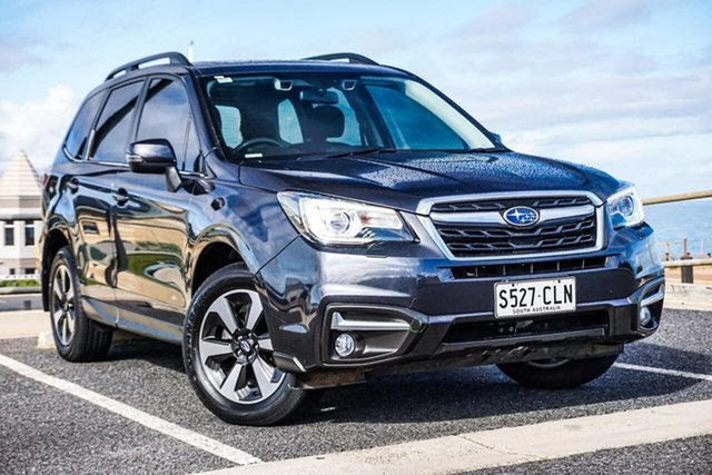 Used Subaru Forester S4 MY17 2.5i-S CVT AWD Christies Beach, 2017 Subaru Forester S4 MY17 2.5i-S CVT AWD Grey 6 Speed Constant Variable Wagon
