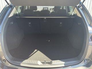 2021 Mazda CX-5 KF4WLA Maxx SKYACTIV-Drive i-ACTIV AWD Sport Machine Grey 6 Speed Sports Automatic
