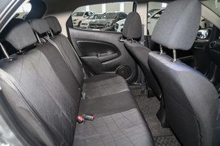 2011 Mazda 2 DE10Y2 MY12 Neo Silver 4 Speed Automatic Hatchback