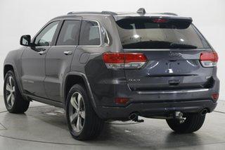 2014 Jeep Grand Cherokee WK MY2014 Overland Granite Crystal 8 Speed Sports Automatic Wagon.