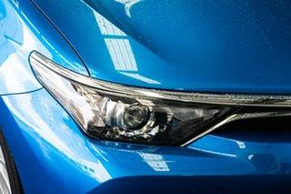 2016 Toyota Corolla ZRE182R MY15 Ascent Sport Blue Gem 6 Speed Manual Hatchback
