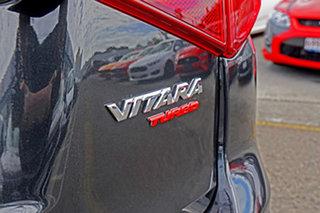 2021 Suzuki Vitara LY Series II Turbo 4WD Black 6 Speed Sports Automatic Wagon