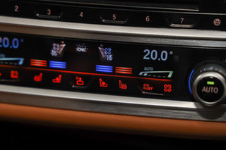 2015 BMW 7 Series G12 740Li Steptronic Megellan Grey 8 Speed Sports Automatic Sedan