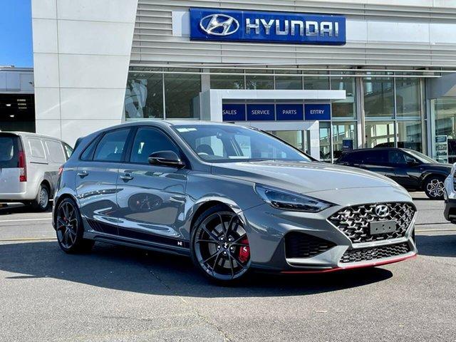 New Hyundai i30 Pde.v4 MY22 N South Melbourne, 2021 Hyundai i30 Pde.v4 MY22 N Tkg 8 Speed Auto Dual Clutch Hatchback
