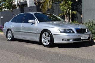 2006 Holden Statesman WL International Silver 4 Speed Automatic Sedan