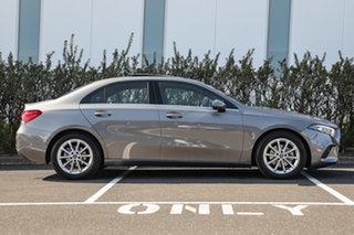 2021 Mercedes-Benz A-Class V177 801+051MY A180 DCT Mountain Grey 7 Speed