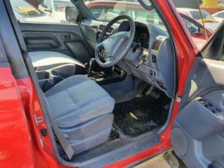 1997 Toyota Landcruiser Prado VZJ95R GXL Red 5 Speed Manual Wagon